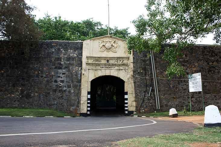 Fort Fedrick
