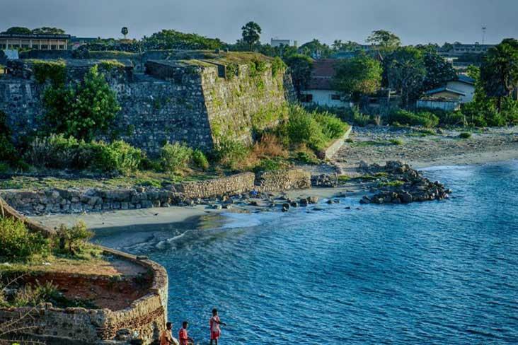Trincomalee Fort
