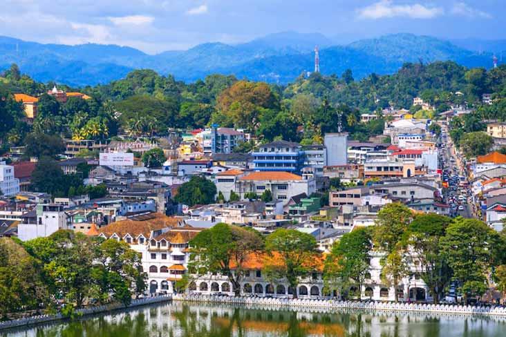 Kandy City Tour