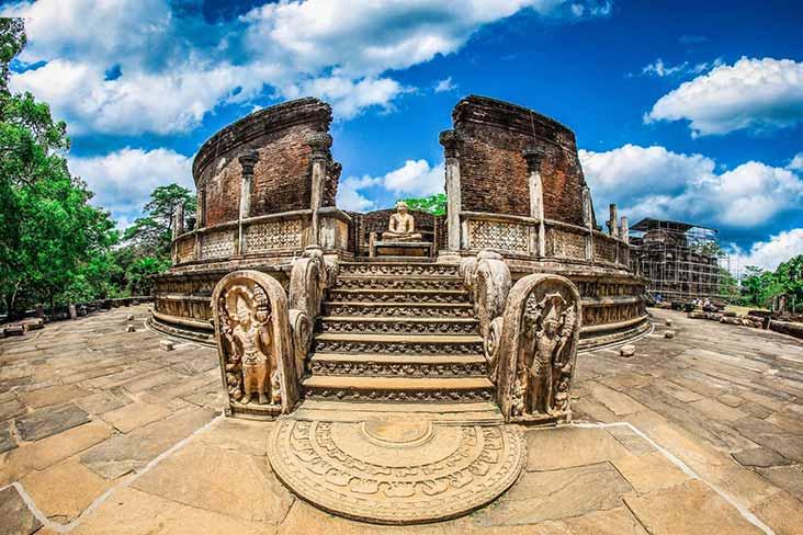 Polonnaruwa Watadageya