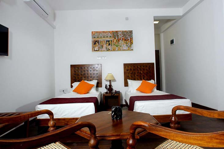 Rooms in Oga Reach Hotel