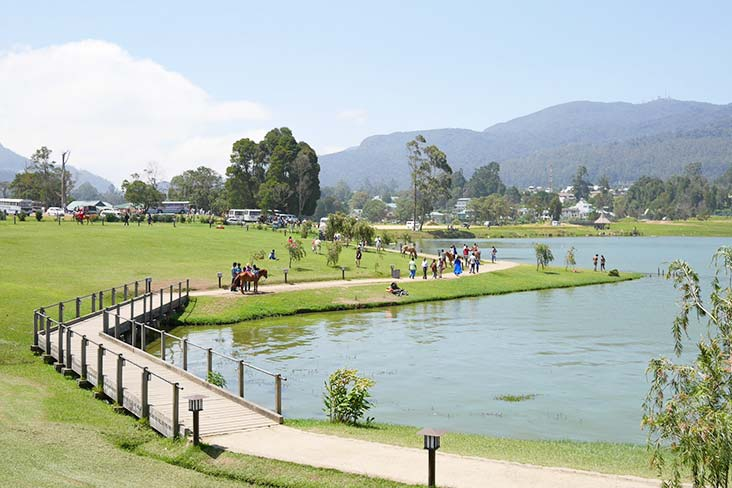Gregory Lake Nuwara Eliya