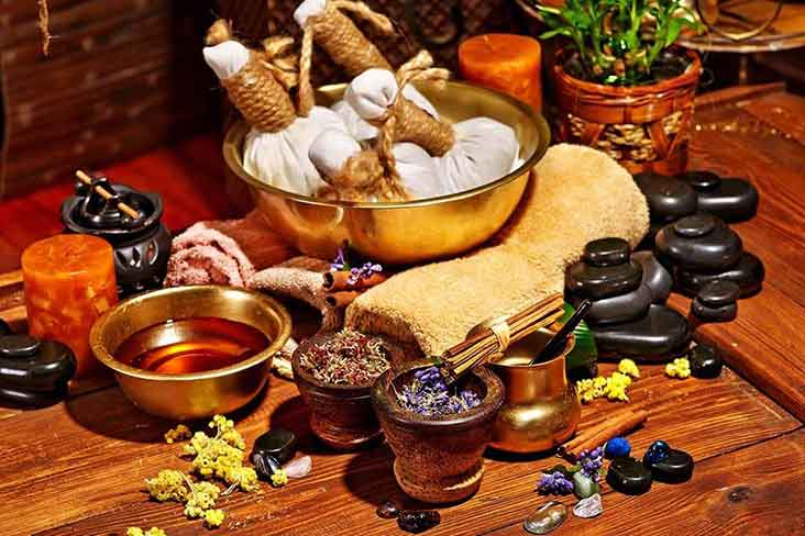 Ayurvedic Ingredients