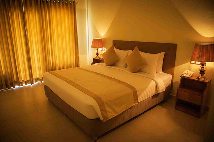 Rooms in Sun Green Resort