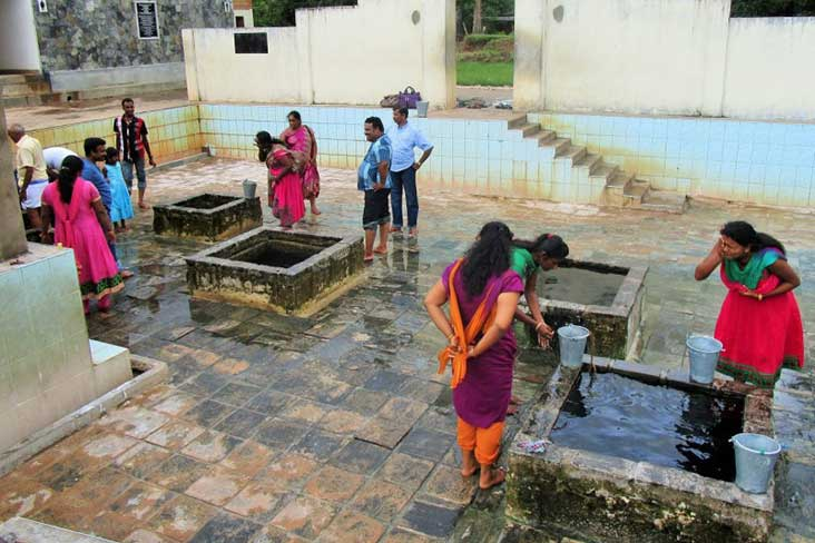 Kanniya Hot Water Springs