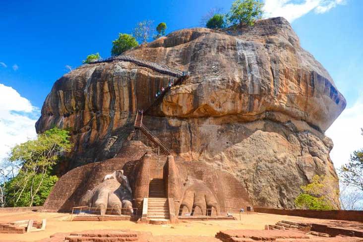 Sigiriya Rock Palace