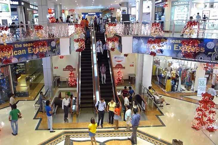 Colombo Shopping