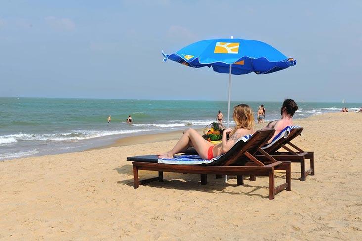 Beach Leisure in Bentota