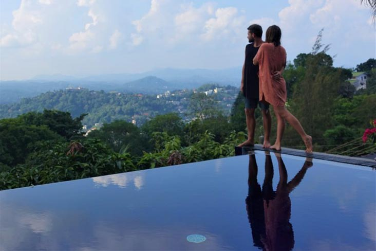 Leisure at Kandy