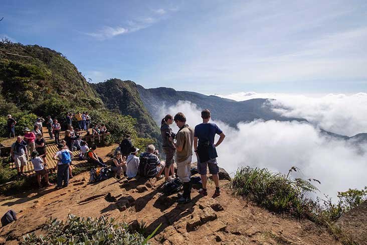 Horton Plains Trekking