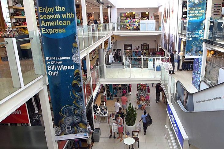 Colombo Shopping Malls