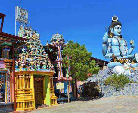 Koneshwaran Temple Trincomalee