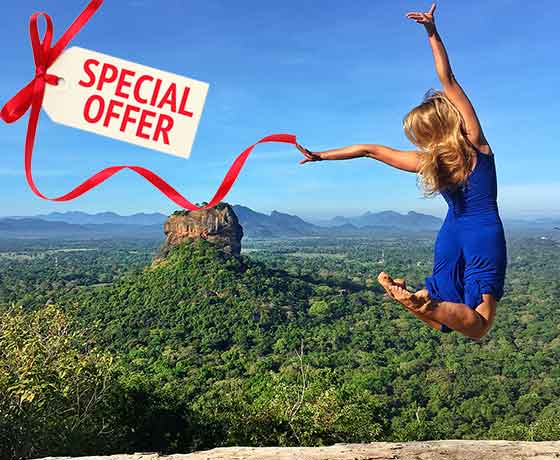 Special Offer Sri Lanka Tour