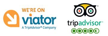 Viator and tripadvisor