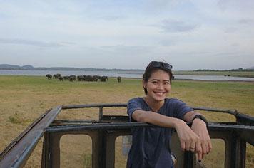 Ms. Jiawel Christina - Jeef Safari