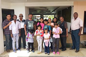 Shoban Babu's Family